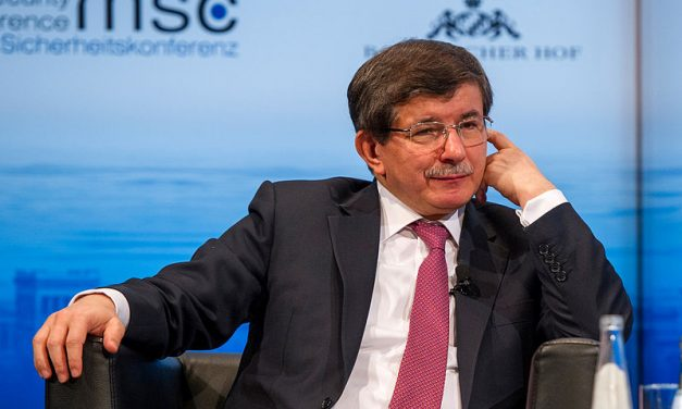 Ahmet Davutoglu as Turkish Foreign Minister, and Now Prime Minister
