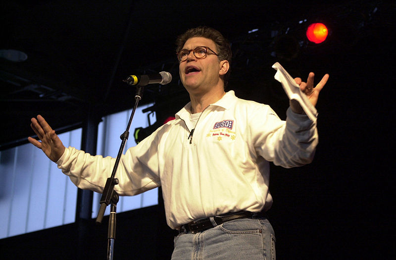 Al Franken, the Liberal's Darling