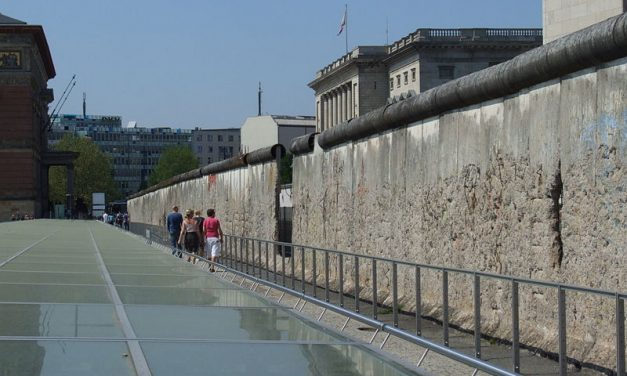 The Berlin Wall – Another Cold War Myth