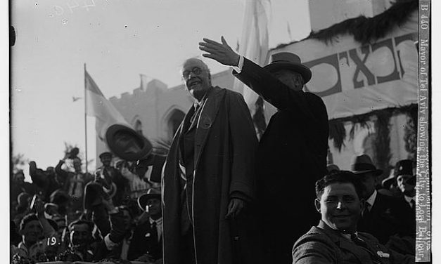 Why Palestinians Want to Sue Britain: 99 Years since the Balfour Declaration