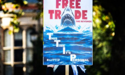 The Lie Machine: Washington's 'Trade Partnerships' Agenda