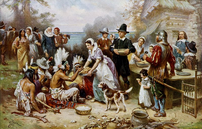 What Americans Celebrate On Thanksgiving Day