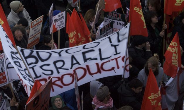 Legislating Against BDS: Israel's Current Blitz