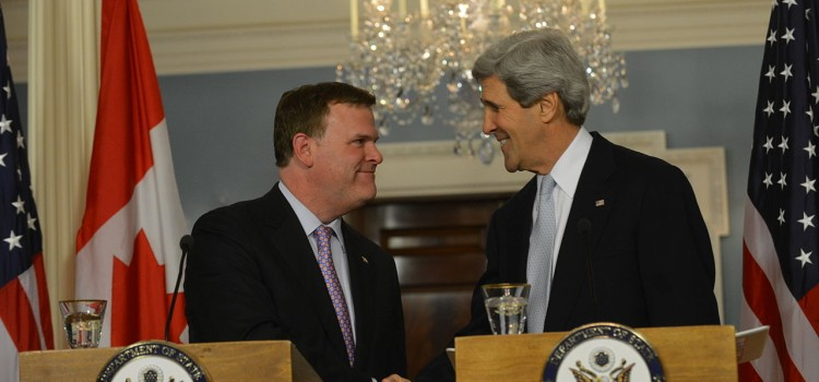 Canadian Foreign Minister John Baird's lies about Russia