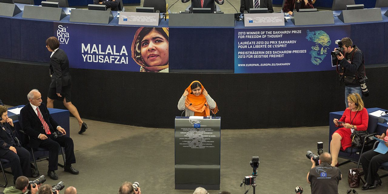 A Tale of Two Girls: Malala and Nabeela