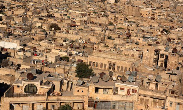 Rosemary Barton, War Crimes, and the Liberation of Aleppo