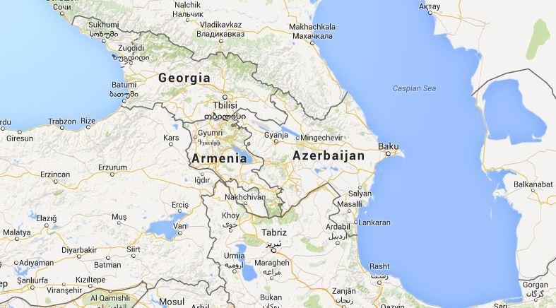 The EverThorny AzerbaijaniArmenian Dossier A Territorial Dispute