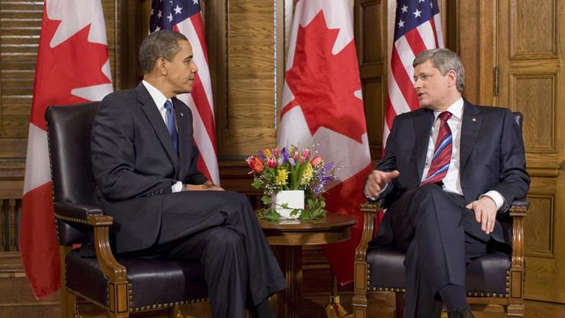 Stephen Harper on Economy, Climate Change, and Foreign Affairs