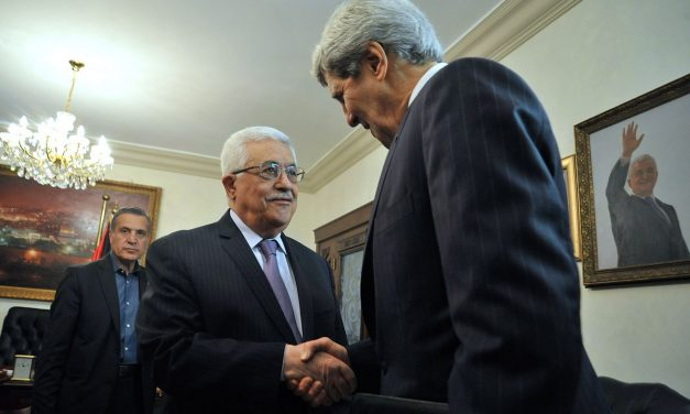 Time to Move Out: The Problem with Mahmoud Abbas and His Authority