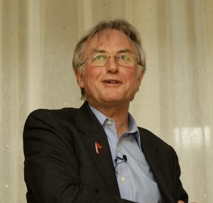 Richard Dawkins at the 34th American Atheists Conference in Minneapolis, March 28, 2008 (Photo: Mike Cornwell)