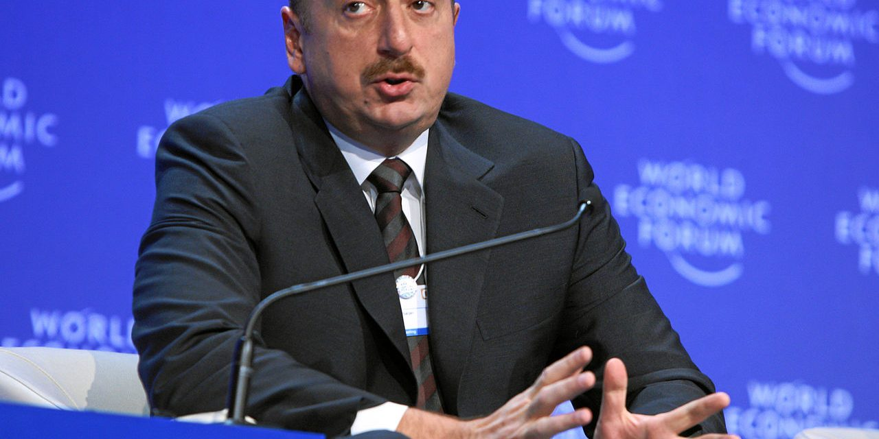 "Between Fiction and Reality: Aliyev's ""Oceania"""