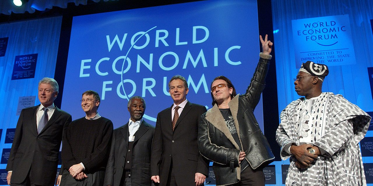 To Davos, Dynamic Rooms and All of That