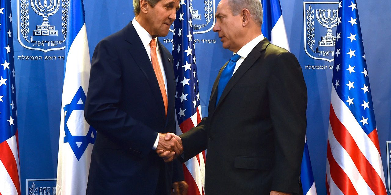 """Netanyahu's """"Flip-Flop"""" and the Willful Blindness of the Mainstream Media"""