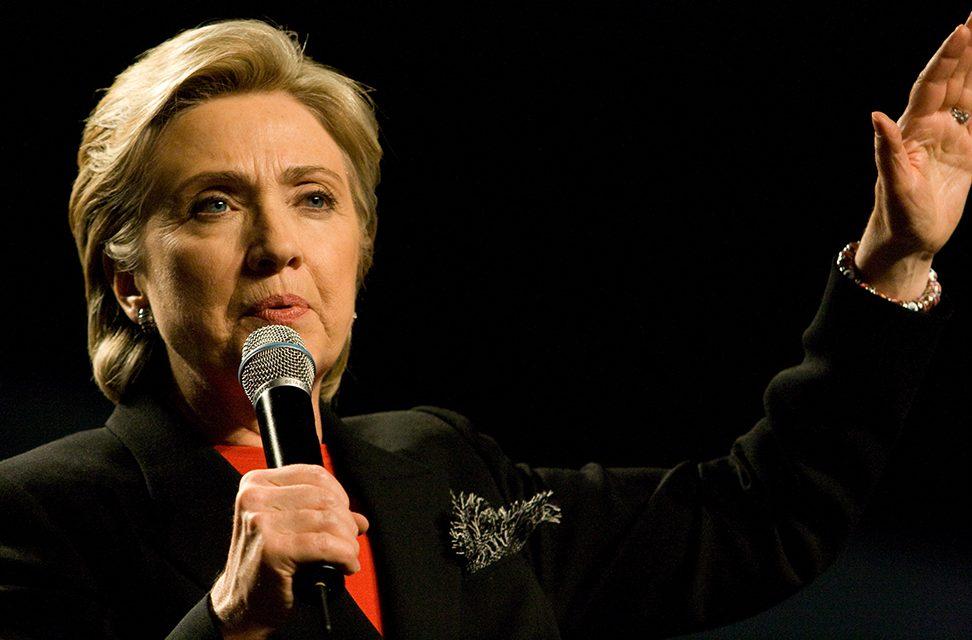 Joy Oh Joy, Hillary Is Running