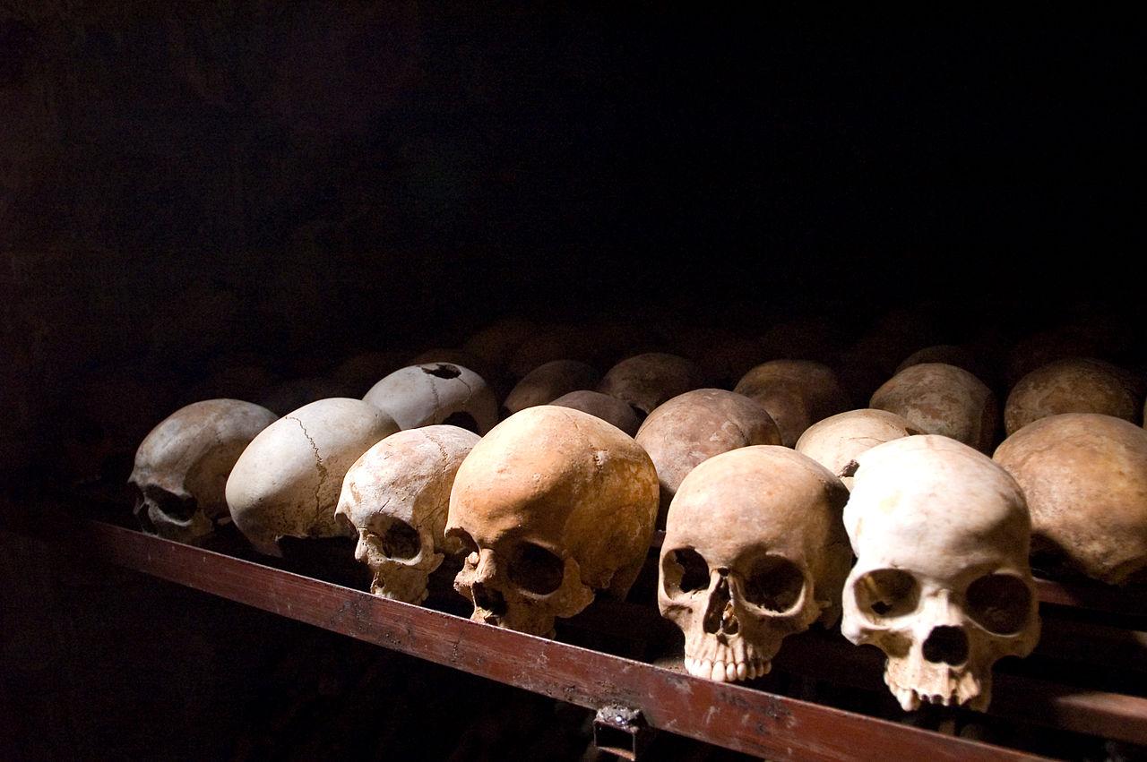 Rwanda's Memory Hole