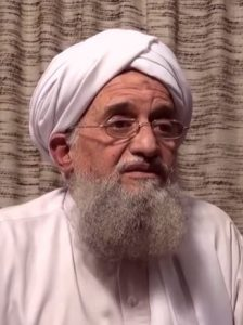 Al-Qaeda leader Ayman al-Zawahiri (As-Sahab Media)