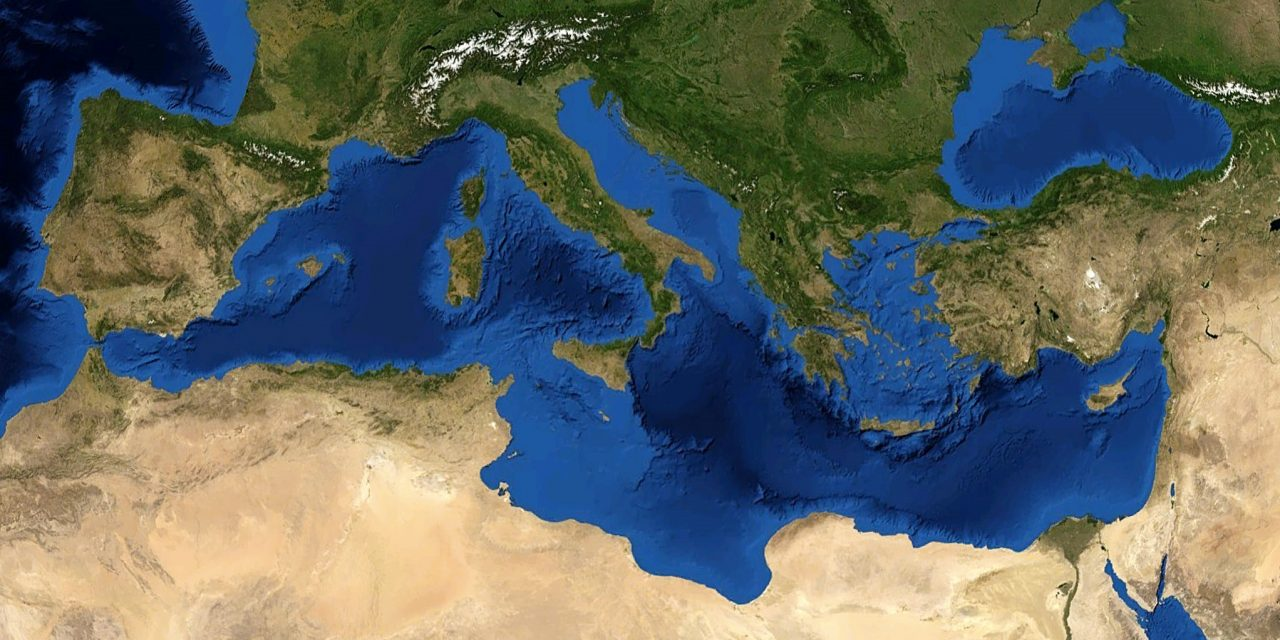 The Mediterranean Migration Crisis