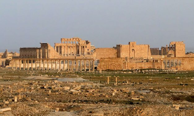 The Fall of Palmyra