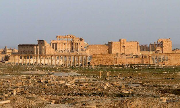 The Fall of Palmyra