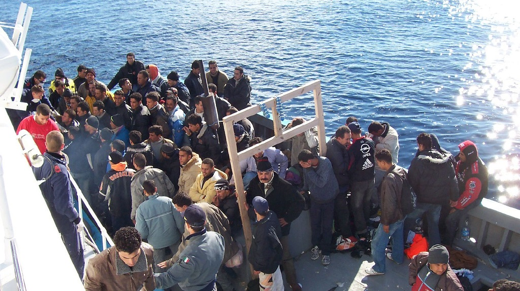 The European Migrants Crisis: The West Has Lost the Moral High Ground
