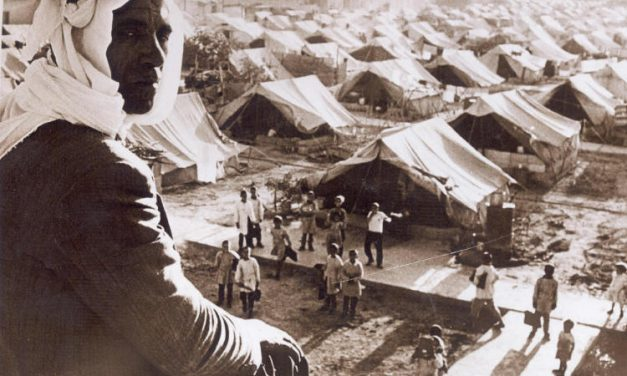 The Arab Boat: It's an Arab-Palestinian Nakba, and We Are All Refugees