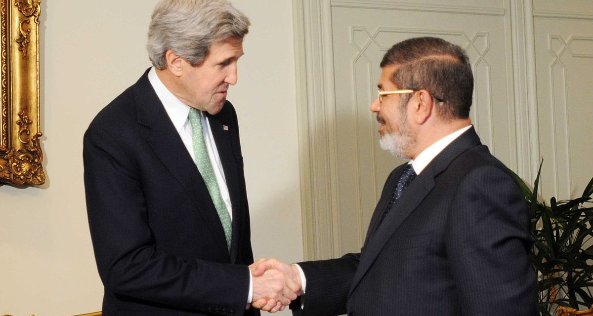 Morsi's Death Sentence: Death Sentence for the Arab Spring?
