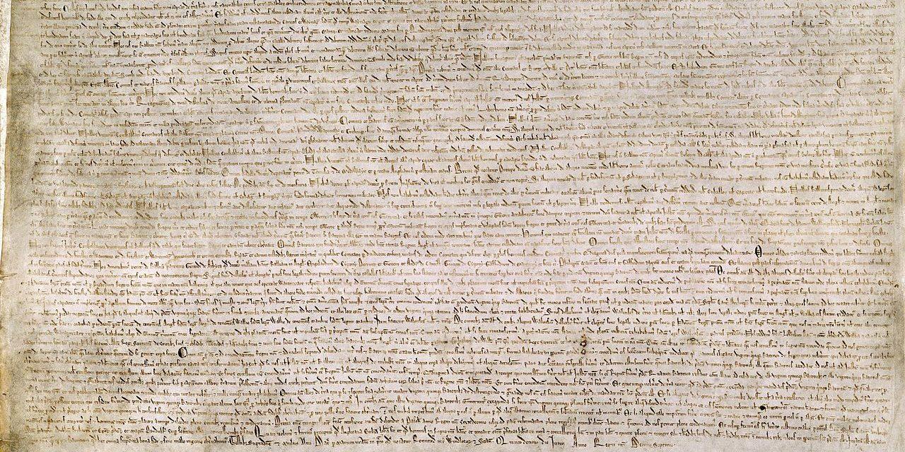 Happy Birthday Magna Carta