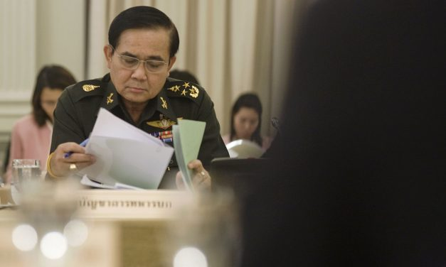 How the West Helped Thailand Became a Dictatorship