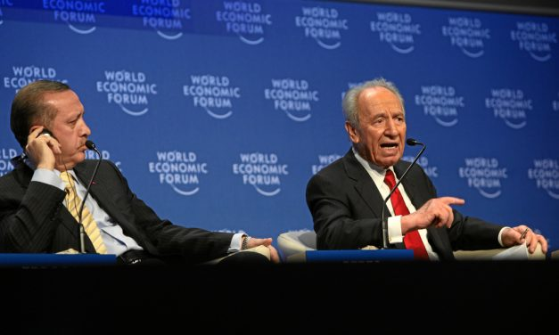 Israel's Shimon Peres Reacts to the Turkish Elections