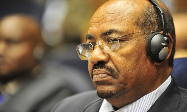 Omar Bashir Has Left the Building