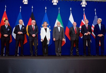 Not Bombing Syria Harmed US Credibility, but Sinking the Iran Nuke Deal Won't?