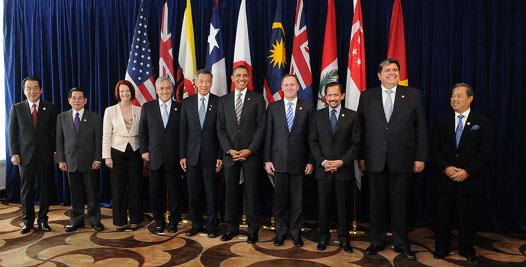 With the Trans-Pacific Partnership Comes Cyber Espionage
