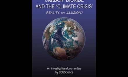 Carbon Dioxide and the 'Climate Crisis': Reality or Illusion?
