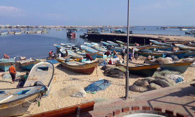 For Gaza Fishermen, War is Never Over