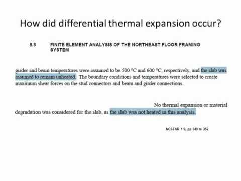 Why the NIST Report on the WTC Towers is False