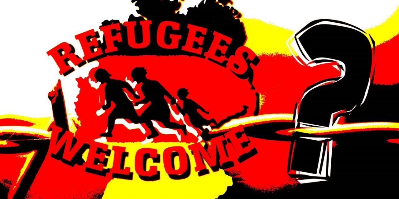 Refugees Welcome? Not in Deutschland!