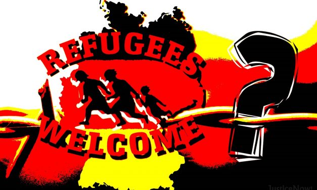 Refugees Welcome? Not in Deutschland!