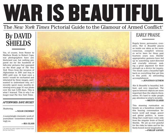 Is War Beautiful?