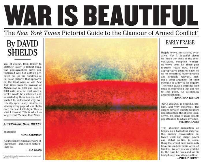 Is War Beautiful?