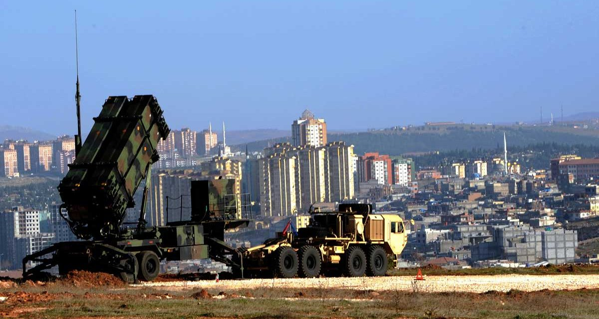 Turkey Plans to Buy Missile Defense System–But Not from NATO