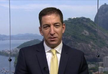 Glenn Greenwald Slams Mainstream Media Warmongering and anti-Muslim Scapegoating