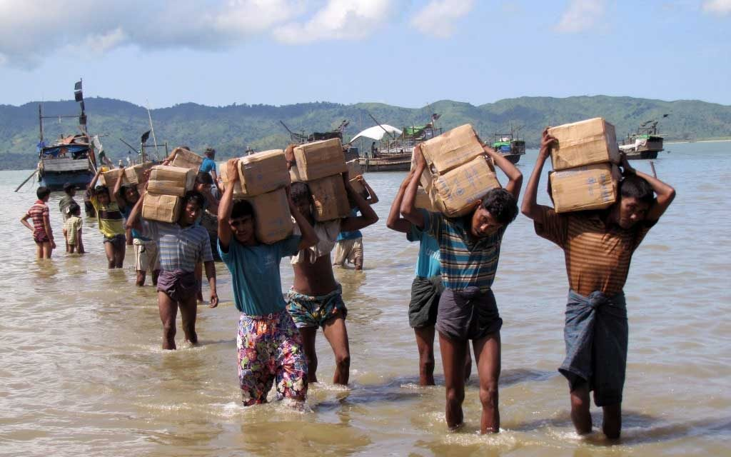 Who Can Solve the Rohingya Issue?