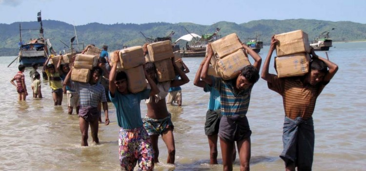 Rohingya and the Burmese Generals: How to Forge a Democracy and Get Away with It