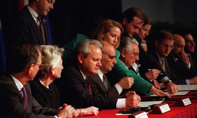 Remembering the 1995 Dayton Accords