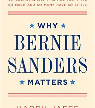Book Review: Why Bernie Sanders Matters