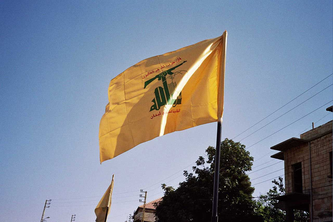 The Hezbollah flag in Syria (upyernoz/CC BY 2.0)