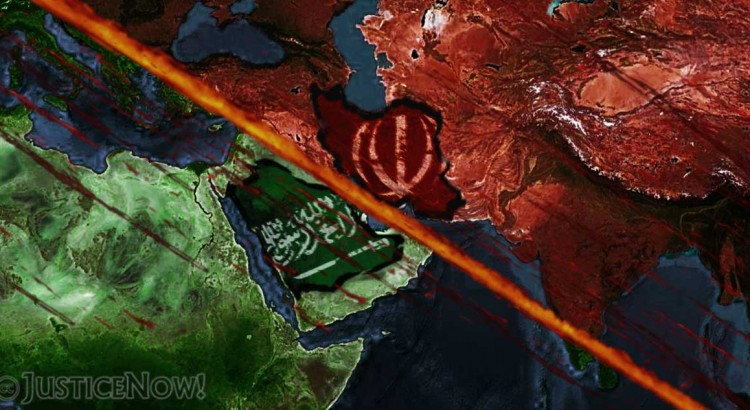 Saudi Arabia vs. Iran: Predominance in the Middle East