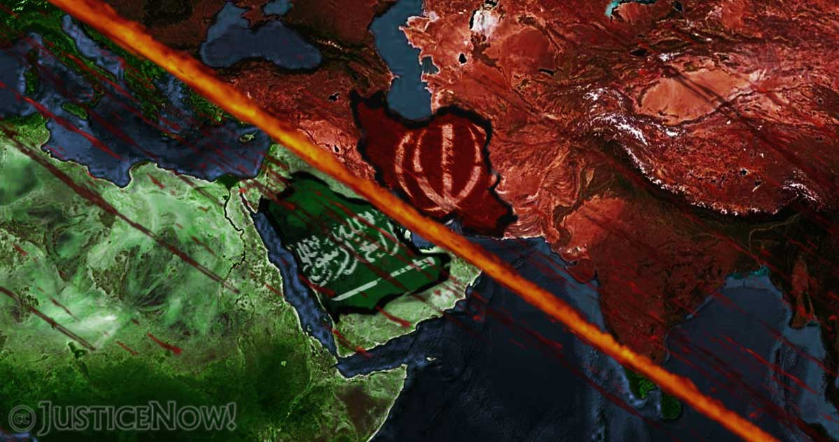 Saudi Arabia vs. Iran: Predominance in the Middle East