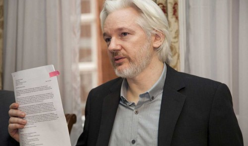 "UN Rules Julian Assange is ""Arbitrarily Detained"""