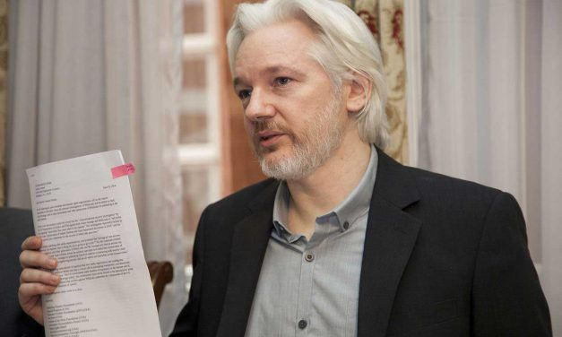 The Persecution of Julian Assange